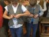 Četrtošolci na obisku v Slovenskem šolskem muzeju
